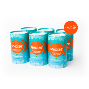 Snoooze® Regular 6-Pack